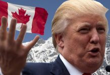 Donald Trump like figure still possible in Canada 2016 images