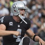 DraftKings Perfect Lineup Week 8 NFL: Derek Carr big DFS winner