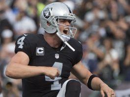 DraftKings Perfect Lineup Week 8 NFL derek carr big winner 2016 images