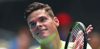 Milos Raonic Steps Up   2016 Season Recap tennis images