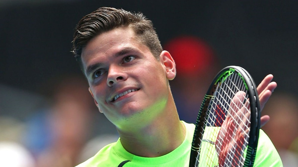 Milos Raonic Steps Up - 2016 Season Recap tennis images