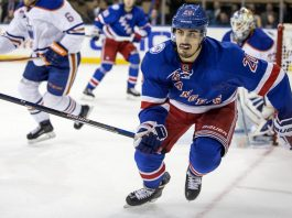 New York Rangers on top of the NHL's Super 16 2016 images