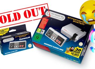 Nintendo Classic Mini Gone in 60 Seconds 2016 images