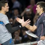 Novak Djokovic, Milos Raonic Winners at 2016 Tour Finals Sunday tennis images