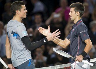 Novak Djokovic, Milos Raonic Winners at 2016 Tour Finals Sunday tennis images