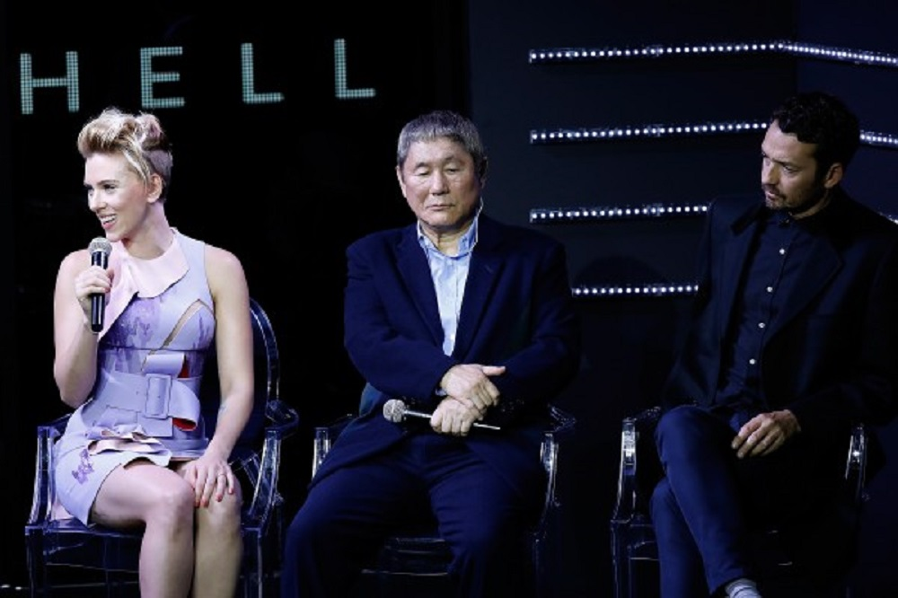 Rupert Sanders defends 'Ghost in the Shell' casting Scarlett Johansson 2016 images