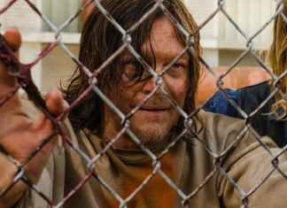'The Walking Dead' 703 Daryl and Negan tangle in that Cell 2016 images
