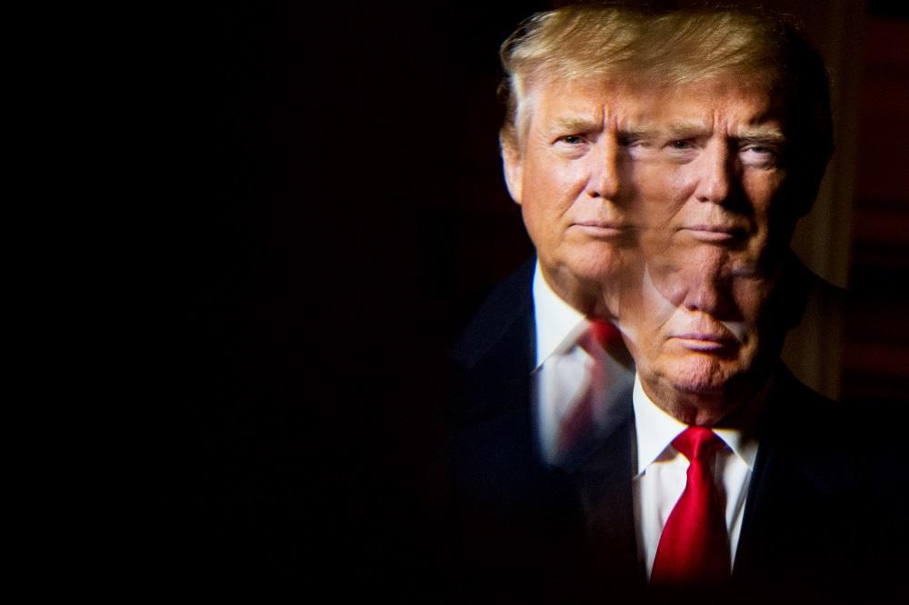 Twitter's Donald Trump Negativity post-Election 2016 images