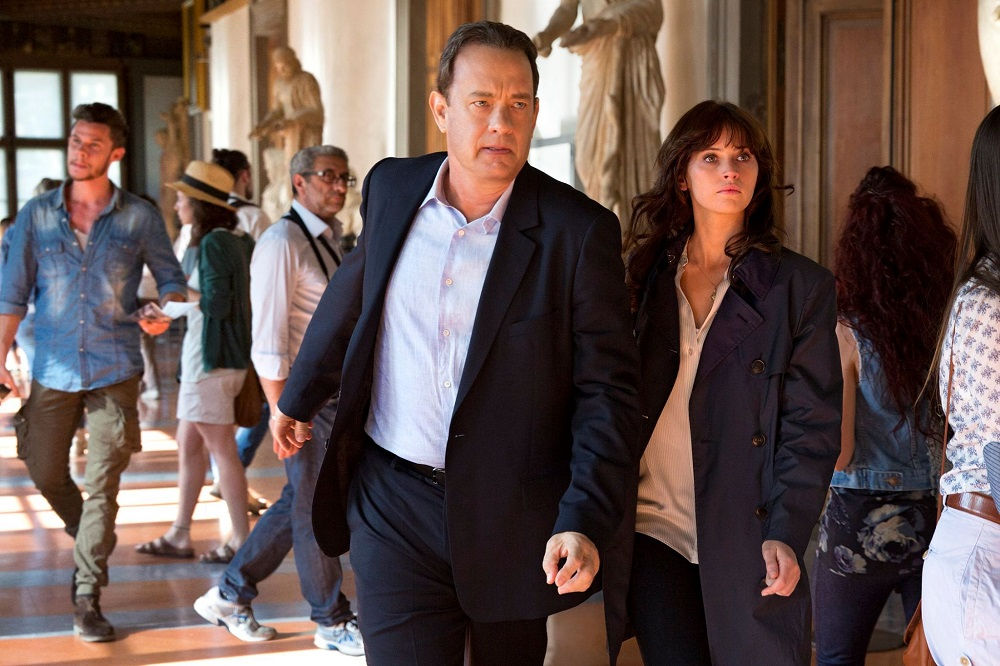 Wasting money on Tom Hanks 'Inferno' Review 2016 images