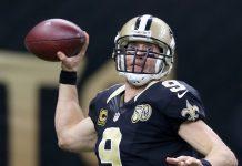Week 12 NFL Winners and Losers drew brees big winner 2016 images
