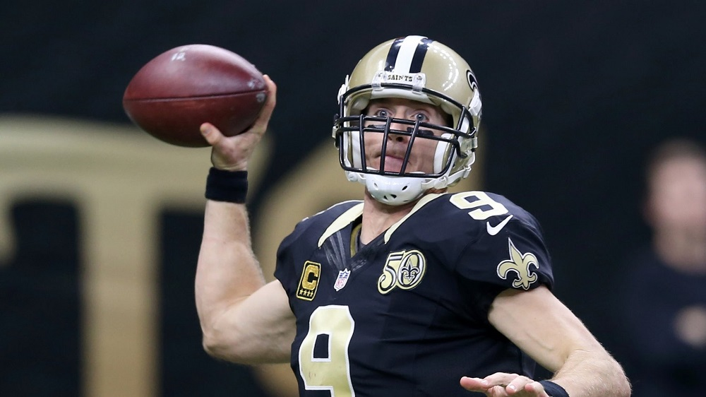 Week 12 NFL Winners and Losers drew brees big winner 2016 images