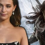 alicia Vikander tomb raider lara croft time