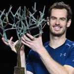 andy murray enjoys top status with john isner win 2016