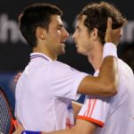 andy murray right on novak djokovics tail for number one spot