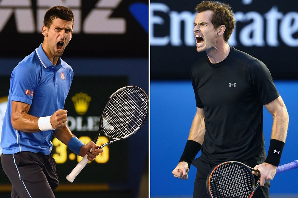 Andy Murray vs Novak Djokovic for World No 1 Spot: Paris Masters 2016 images