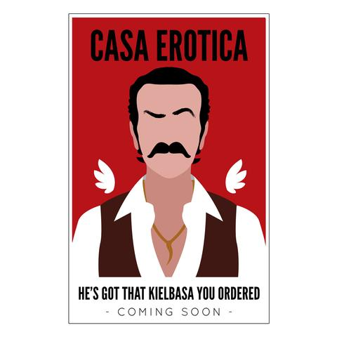 arthouse collection casa erotica superantural holiday gifts