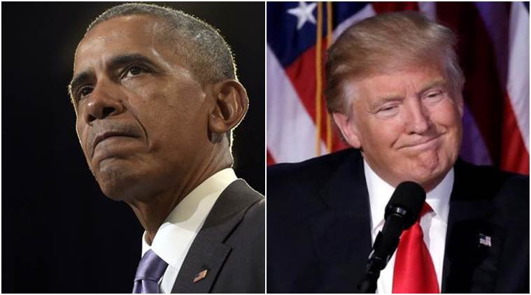 barack obama refused to go low on donald trump