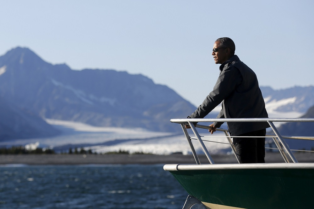 Barack Obama stops oil and gas drilling in Arctic Ocean 2016 images