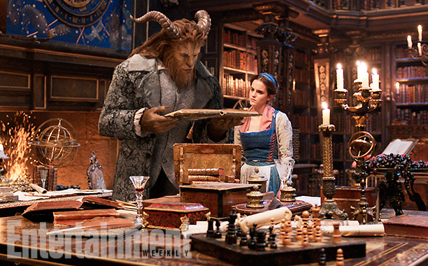 beauty and the beast image ew dan stevens emma watson movie tv tech geeks