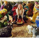 brandi glanville jesus picture controversy