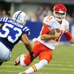 Chiefs Alex Smith puts NFL concussion debate back on table
