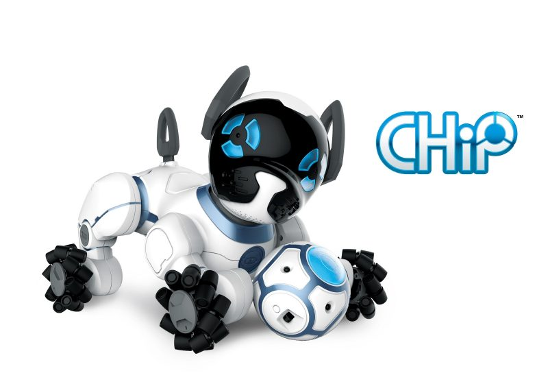 chip wowwee robot doggie hot tech toys cyber monday 2016