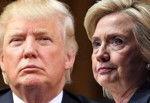 clues on hillary clinton vs donald trump outcome for election day 2016 images