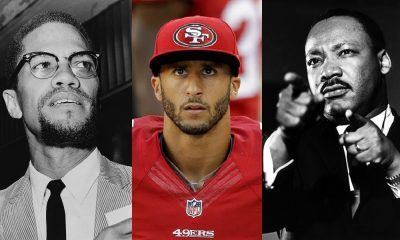 colin kaepernick might want to revisit malcolm x and martin luther king jr 2016 images