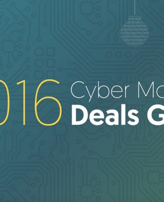 cyber monday 2016 best deals from amazon, apple, best buy, target and walmart tech images