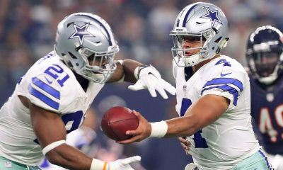 dak prescott and ezekiel elliott now the NFL hot rookie duo 2016 images