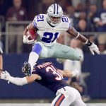 dak prescott blowing nfl away 2016 jumping over player