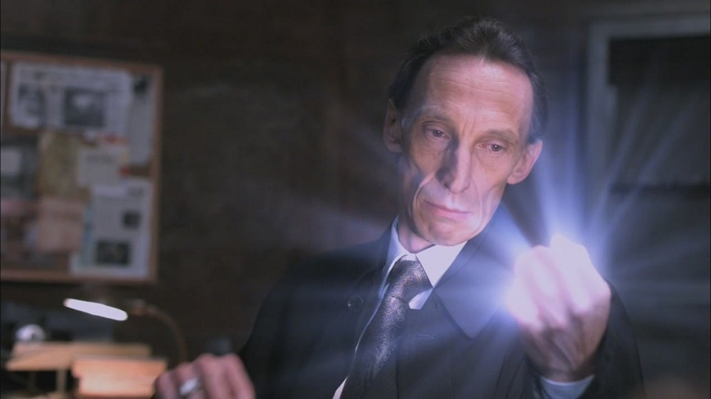 Death keeps knocking for 'Supernatural's' Julian Richings interview 2016 images