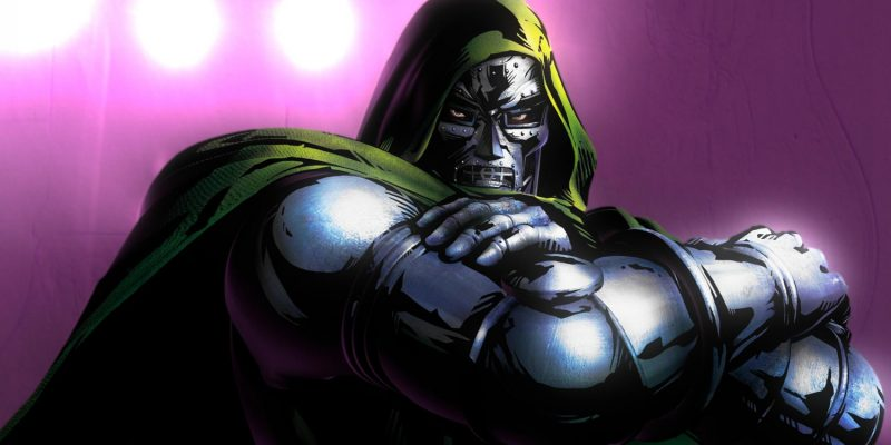 doctor doom just looks like a villain