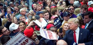donad trumps working class whites hitting back on hillary clinton 2016 images