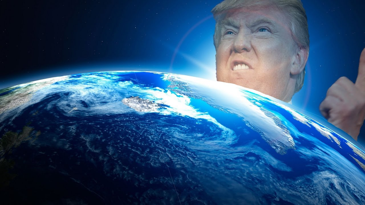 donald trump climate change problems