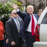 donald trump doubling down on florida