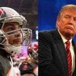 Donald Trump inspires Buccaneers Mike Evans protest