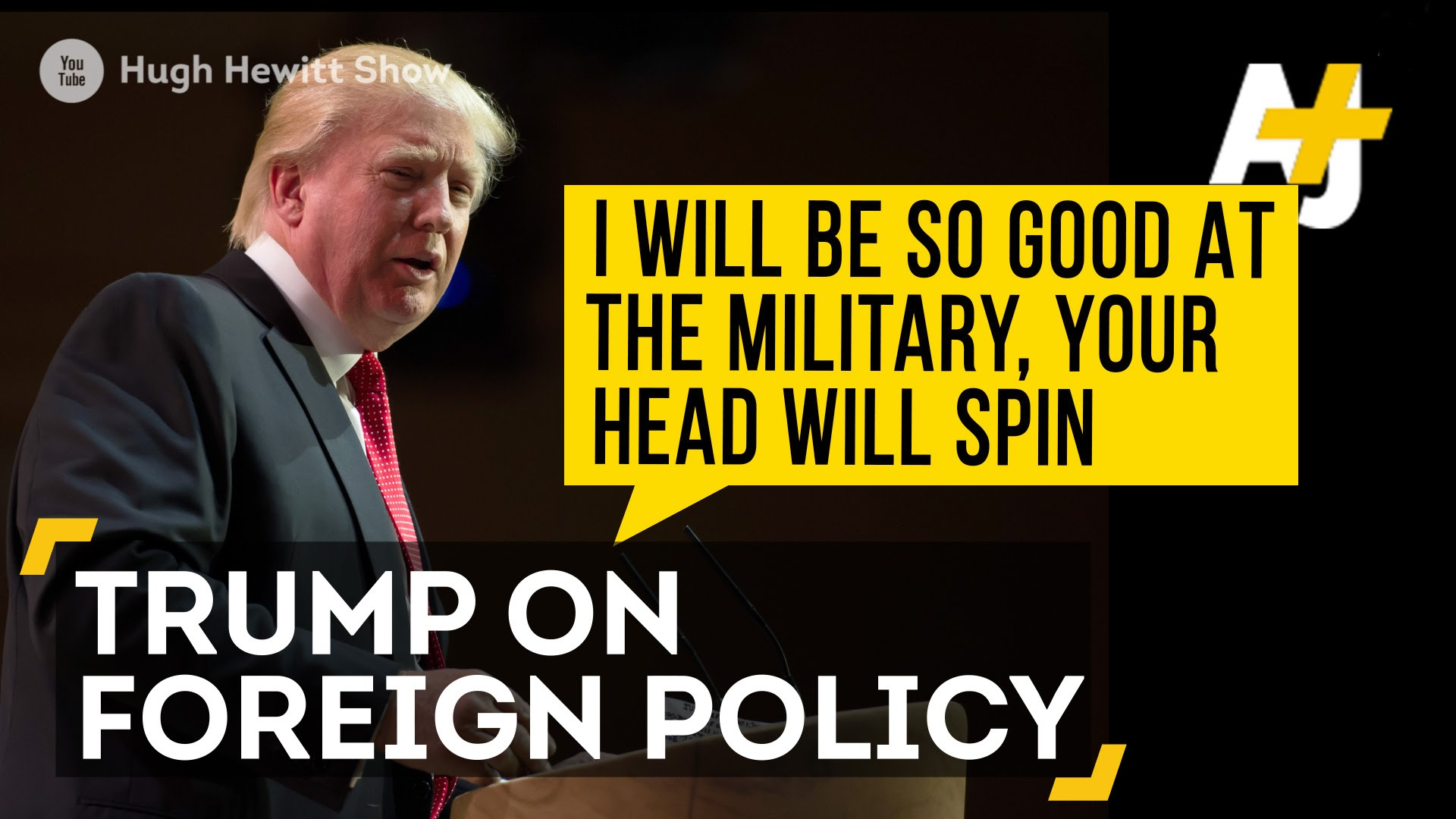 donald trump foreign policy time 2016 images