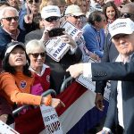 donald trump supporters offer up more threats