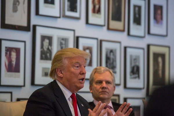 donald trumps new york times interview broken down 2016 images