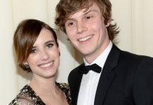 emma robertson back with evan peters and the weeknd talks performance anxiety 2016 images