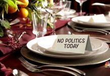 family thanksgiving dinners avoided political minefields 2016 images