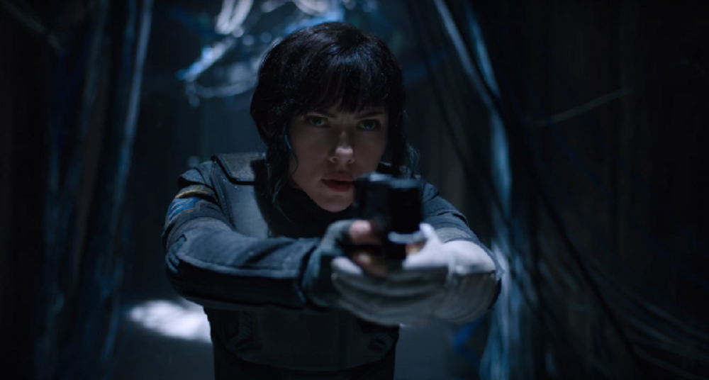 'Ghost in the Shell' teases mind bending action plus featurette 2016 images