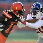 Giants Janoris Jenkins tears into Browns Terrelle Pryor