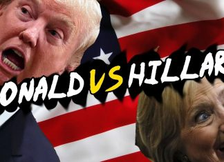 hillary clinton and donald trump keep tight race for white house 2016 images