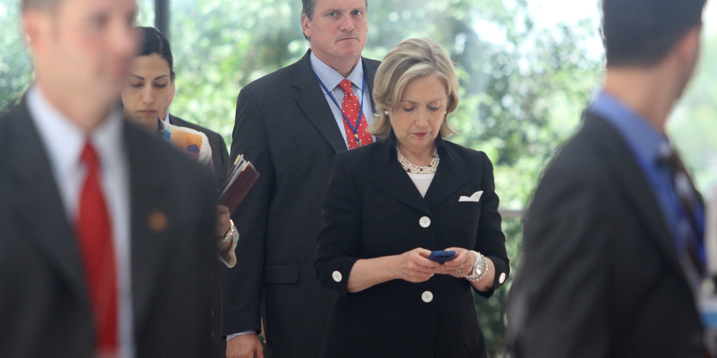 how data security cost hillary clinton 2016 campaign images