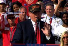 hurrican trump hits florida hard 2016 images