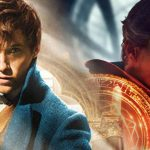 It takes a 'Fantastic Beast' to unseat 'Doctor Strange' at box office