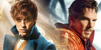 it takes a fantastic beast to unseat doctor strange at box office 2016 images
