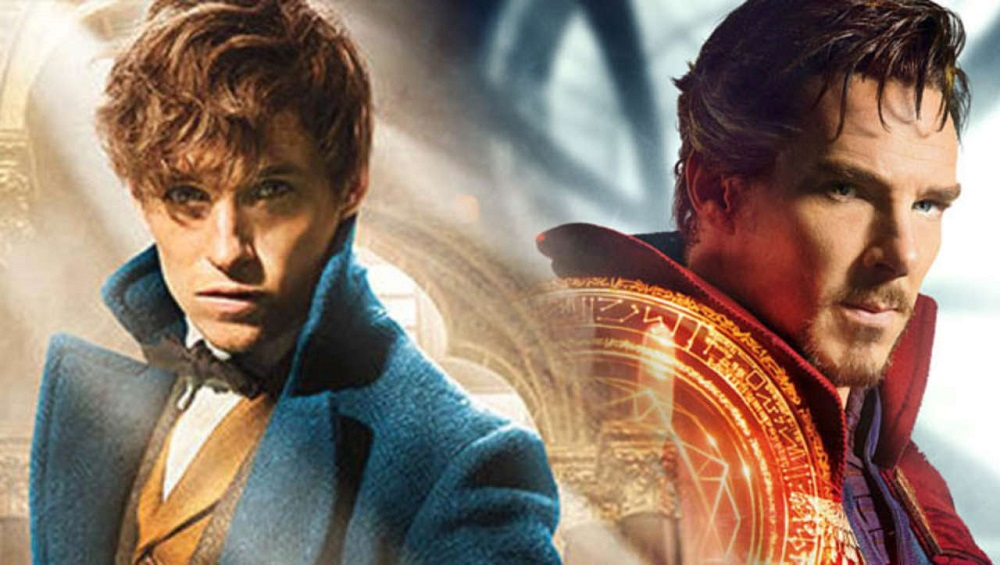 It takes a 'Fantastic Beast' to unseat 'Doctor Strange' at box office 2016 images